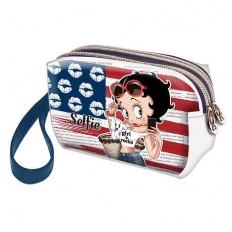 Bag Betty Boop Selfie 20 CM
