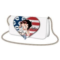 Handbag Betty Boop Selfie Handy 22 CM