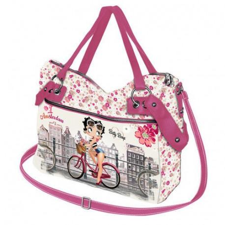 Handtasche Betty Boop Amsterdam Venedig 40 CM