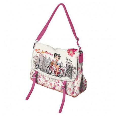 Bag courier Betty Boop Amsterdam Venture 40 CM