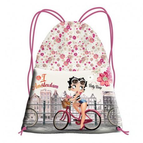 Tasche Betty Boop Amsterdam schlank