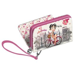 Portefeuille Betty Boop Amsterdam 12 CM