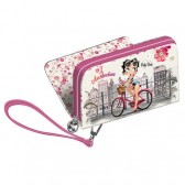 Portefeuille Betty Boop Amsterdam 15 CM