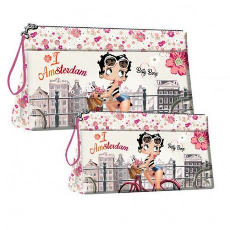 Satz von 2 Toilettenartikel Kits Betty Boop Amsterdam