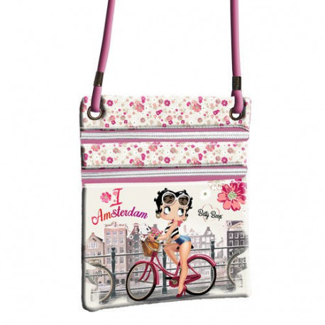 Mini sac Betty Boop Amsterdam 21 CM