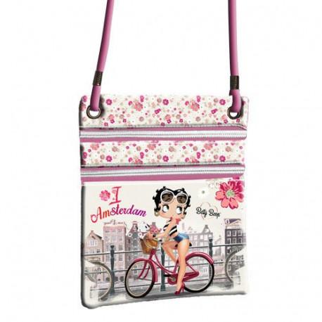 Mini tas Betty Boop Amsterdam 21 CM