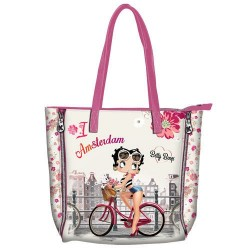 Sac shopping Betty Boop Amsterdam 37 CM