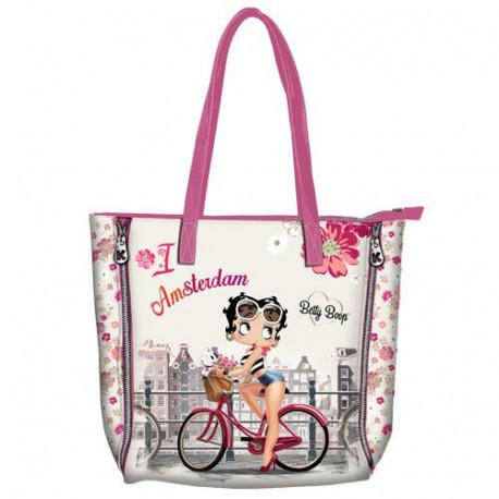 Shopping Betty Boop Amsterdam 37 CM bag