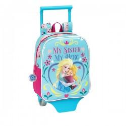 Trolley bag Frozen Summer 27 CM maternal - Binder snow Queen