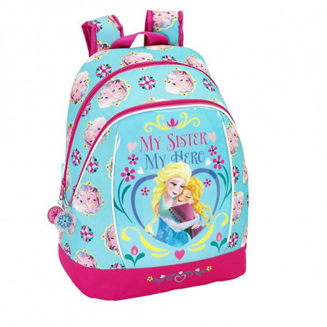 Backpack Frozen 42 CM Summer high-end snow Queen