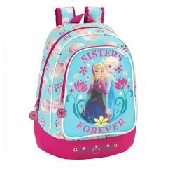 Backpack Frozen 46 CM Summer high-end snow Queen