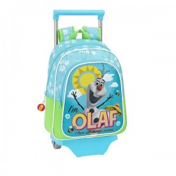 Sac à roulettes Olaf 33 CM maternelle - Cartable