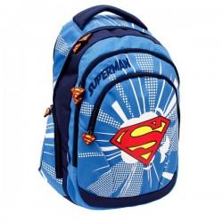 Backpack 44 CM top of range - 2 cpt Superman