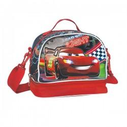 Sac goûter Cars Disney isotherme rouge
