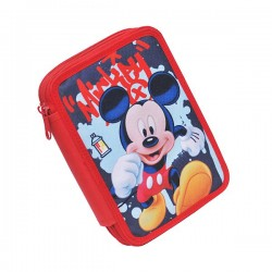 Kit with Mickey
