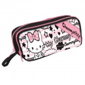 Oval Kit Charmmy Kitty double zip