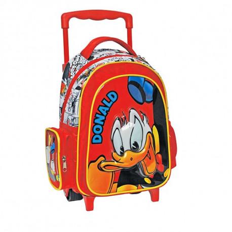 Donald 30 CM - bolso de la carretilla de la carpeta maternal carretilla
