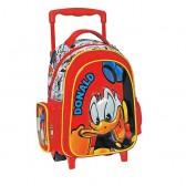 Sac à roulettes Donald trolley maternelle 30 CM - Cartable