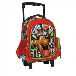 Rolling Backpack maternal Scoubidou 30 CM