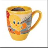 Modelo grande de taza desayuno de Tweety