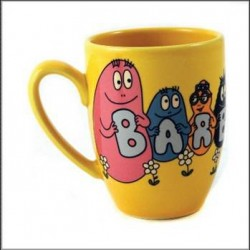 Jumbo Barbapapa Breakfast mug