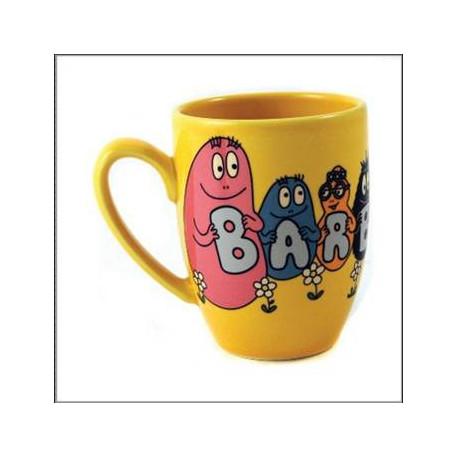 Jumbo Barbapapa Breakfast mug