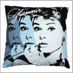 Audrey Hepburn 40 CM kussen