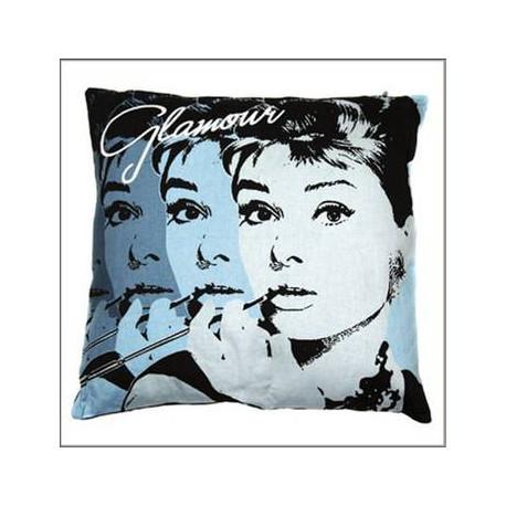 Coussin Audrey Hepburn 40 CM