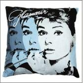 Audrey Hepburn 40 CM Kissen