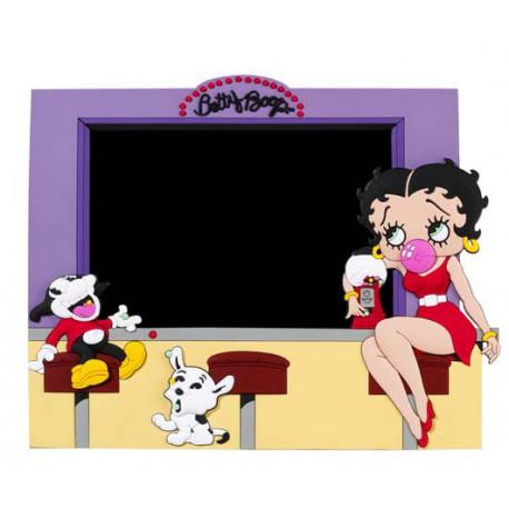 Foto de puertas en relieve 2D Betty Boop