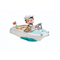 Statuette Betty Boop boat 24 CM