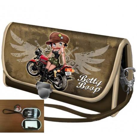 Trousse de beauté Betty Boop Rider