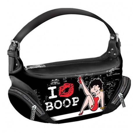 Handtasche Betty Boop ich liebe Boop