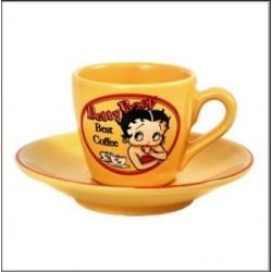 Set 2 tazzine di caffè migliori caffè di Betty Boop