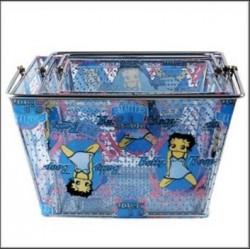 Lot of 3 baskets Betty Boop