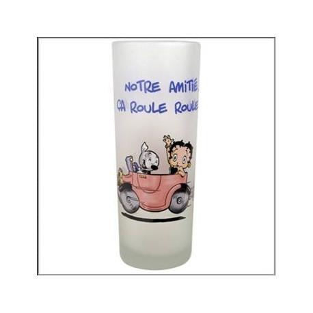 Glass sand Betty Boop Amitie