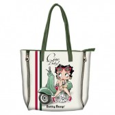 Sac shopping Betty Boop Vespa