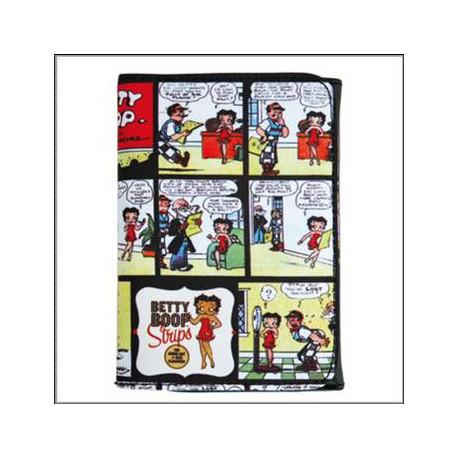 Cartera Betty Boop cómic arte