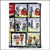 Betty Boop-Comic-Kunst-portfolio