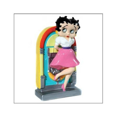 Figure Betty Boop Jukebox