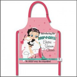 Delantal de Betty Boop Cleaner