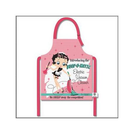 Delantal de Betty Boop Cleaner