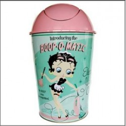 Corbeille Betty Boop Cleaner