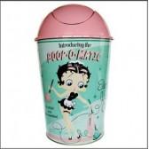 Prullenbak Betty Boop Cleaner