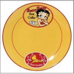 Betty Boop Coffee-Platte