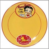 Betty Boop Coffee plate