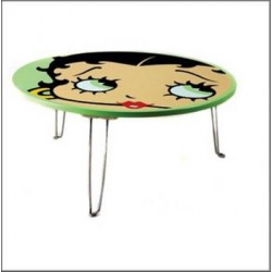 Mini tavolo Betty Boop 40 CM