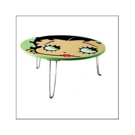 mini table betty boop 40 cm