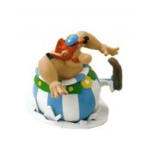 Figurina Obelix su ghiaccio - Asterix