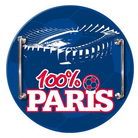 Tray 100% Paris 40 CM